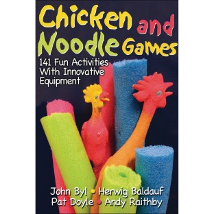 Chicken and Noodle Games Book - Image 1 of 1