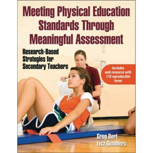 Meeting Physical Education Standards Through Meaningful Assessment Book - Image 1 of 1