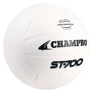 Champro® Composite Leather Volleyball - Image 1 of 1