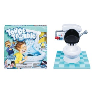 Toilet Trouble Game - Image 1 of 5