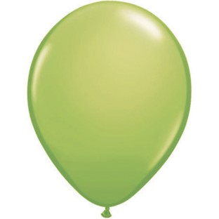 "Qualatex® Balloons, 11"", Lime (Bag of 100) - Image 1 of 1"