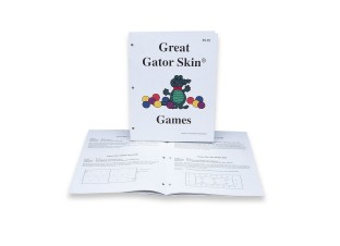 Great Gator Skin® Games Book - Image 1 of 1