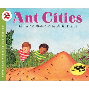 Ant Cities Book - Image 1 of 1