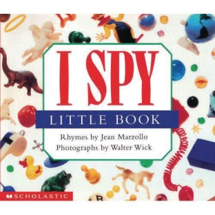 I Spy™ Little Toys Book - Image 1 of 1