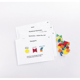 Advanced Pattern Block Cards - Image 1 of 1