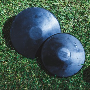 Rubber Discus - Image 1 of 1
