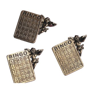 Bingo Angel Pin (Pack of 12) - Image 1 of 1