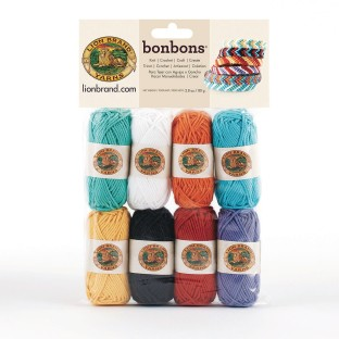 Bonbons® Mini Cotton Yarn Pack - Beach Themed (Pack of 8) - Image 1 of 1