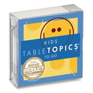 TABLETOPICS® To Go, Kids Card Game - Image 1 of 1