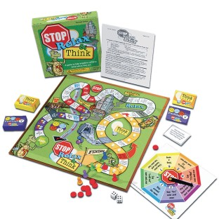 Stop, Relax, Think Board Game - Image 1 of 1