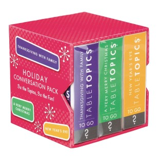 TABLETOPICS® Holiday Conversation Pack - Image 1 of 1