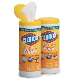 Clorox® Disinfecting Wipes Pack - Image 1 of 3