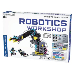 Robotics Workshop - Image 1 of 1