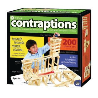 KEVA® Contraptions Plank Set - Image 1 of 3