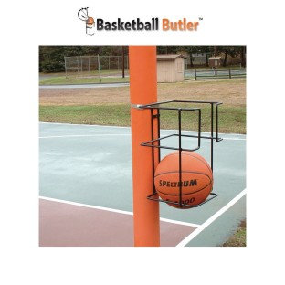Basketball Butler™ 2 Ball Storage Rack - Image 1 of 2
