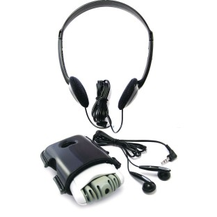 SuperEar® Plus Deluxe Personal Sound Amplifier - Image 1 of 3