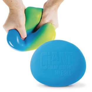 Giant Color Morph Gel Stress Ball - Image 1 of 1