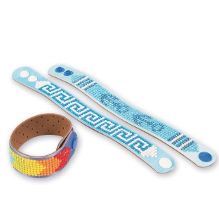 Mosaic Bracelets (Pack of 18) - Image 1 of 3