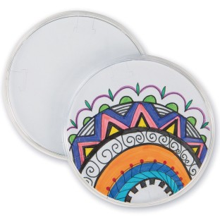 Color-Me™ Coasters - Image 1 of 2