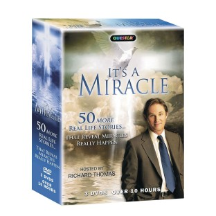 It's a Miracle 3 DVD Set - 50 New Stories - Image 1 of 1