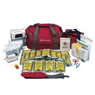 24-Person Emergency Preparedness Kit - Image 1 of 1