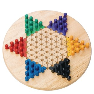 Chinese Checkers - Image 1 of 1