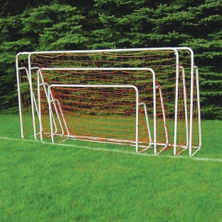 Short Sided Soccer Goal - Image 1 of 3