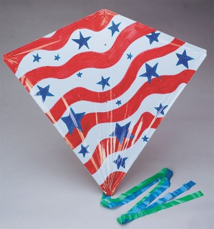 Diamond Kites Craft Kit - Image 1 of 1