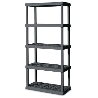 Sterilite® Durable 5-Shelf Shelving Unit - Image 1 of 4