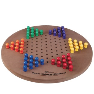 Super Chinese Checkers - Image 1 of 6