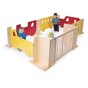 Complete Toddler Play Space - Image 1 of 1