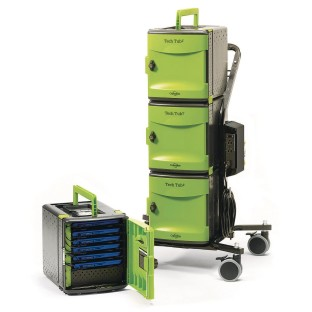 Copernicus Tech Tub2® Premium 24-Device Stacking Cart - Image 1 of 6