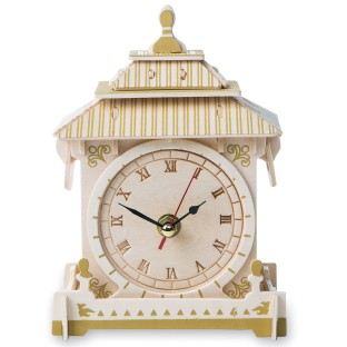 Classic Wood Clock Kit - Image 1 of 3