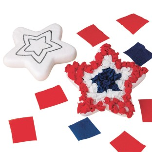 Star Paper Art Craft Kit - Image 1 of 1