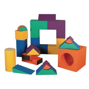 Block Building Set - Image 1 of 1