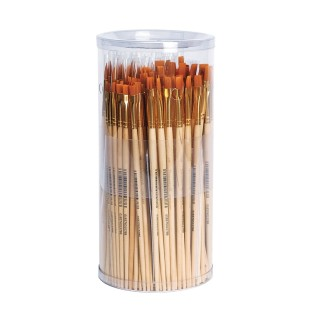 Dynasty® Taklon Paint Brush Set - Image 1 of 2