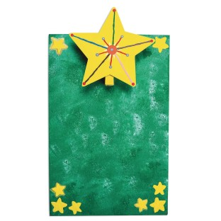 Star Mini Clipboard Craft Kit (Pack of 12) - Image 1 of 2