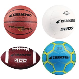 Champro® Official Size Multi-Sport Pack (Pack of 4) - Image 1 of 1