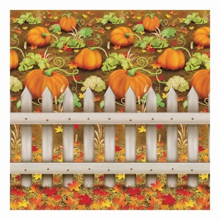 Pumpkin Patch Backdrop - Image 1 of 1