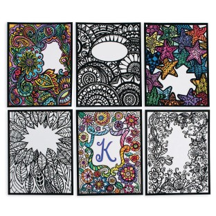 Velvet Art Posters to Personalize (Pack of 30) - Image 1 of 4
