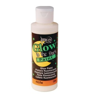 Glow-in-the-Dark Paint, 4 oz. - Image 1 of 1