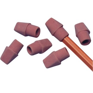 Pink Eraser Caps (Pack of 144) - Image 1 of 1