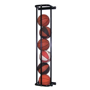 Lockable Wall Mounted Ball Rack - Image 1 of 1