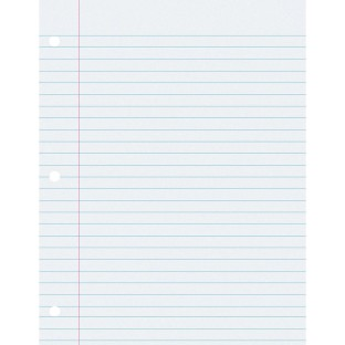 Composition Paper (Pack of 500) - Image 1 of 1