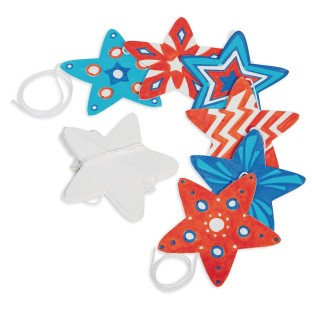 Color-Me™ Star Stringers (Pack of 48) - Image 1 of 3