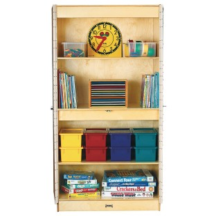 Space Saver Storage Cabinet - Image 1 of 1