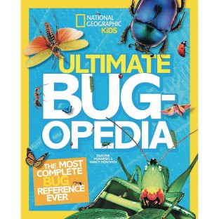 National Geographic Kids Ultimate Bug-Opedia Book - Image 1 of 1