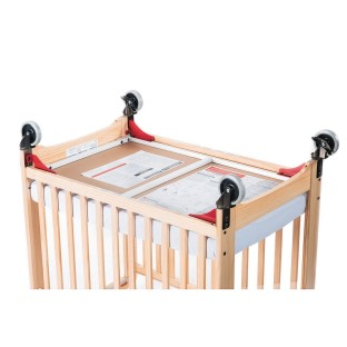 Next Gen™ First Responder® Evacuation Hardware Kit for Cribs - Image 1 of 3