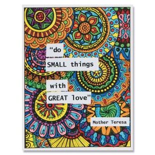 Mandala Quote Collages (Pack of 24) - Image 1 of 5