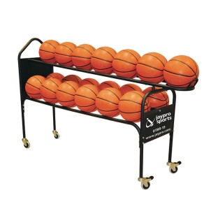 Deluxe Basketball Training Rack - Image 1 of 1